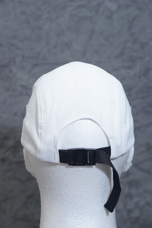 Sigma FIT 5-Panel Dri-Fit/EvapoWEAR™ performance cap, white