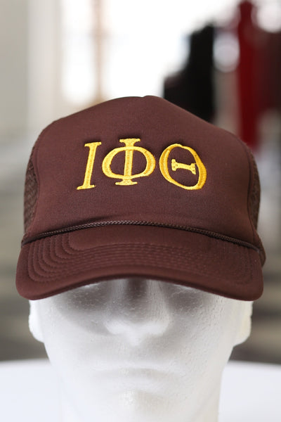 ΙΦΘ Southern Boy trucker, brown