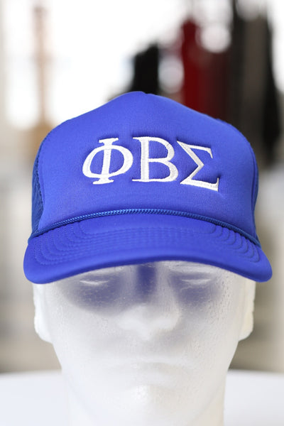 ΦΒΣ Southern Boy trucker, blue