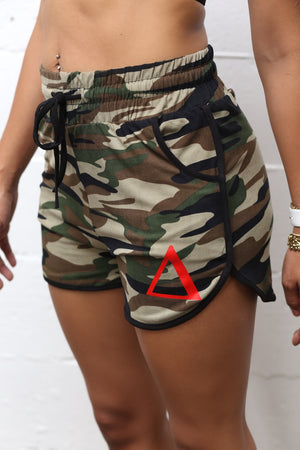 Delta Force fitness shorts