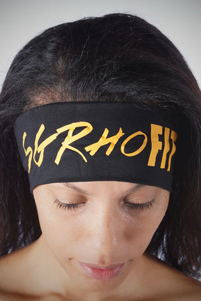 FIT SGRho Bondi Band, black