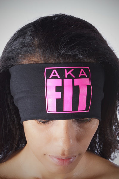 FIT AKA Bondi Band extra-wide, black