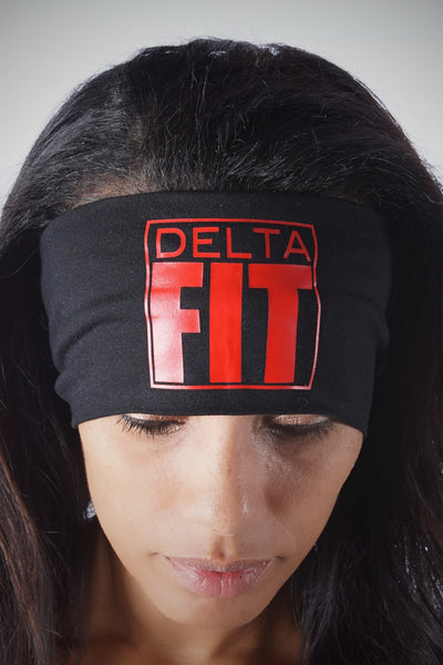 FIT Delta Bondi Band extra-wide, black
