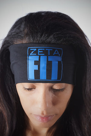 FIT Zeta Bondi Band extra-wide, black