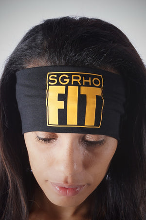 FIT SGRho Bondi Band extra-wide, black