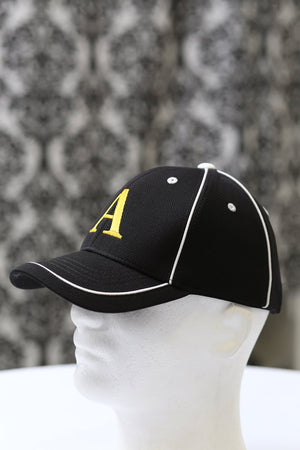 "Ultra Performance Sport ""A"" snapback, black"