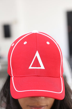 Ultra Performance Sport Δ snapback, red