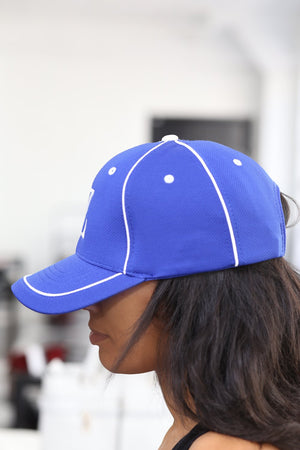 "Ultra Performance Sport ""Z"" snapback, blue"