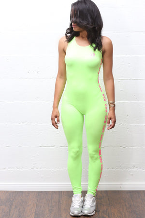 Insurgent AKA unitard, green