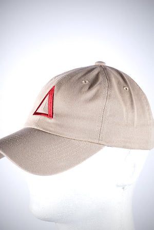 ∆ polo dad hat, cream