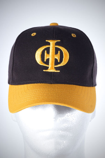IPT Icon cap, brown/gold
