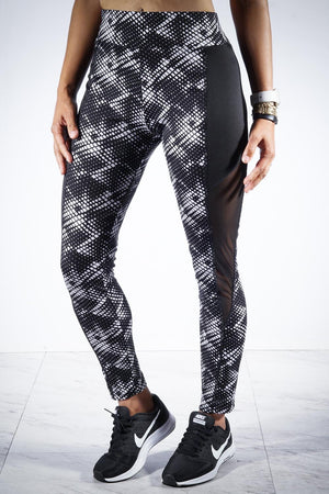 The Matrix premium leggings