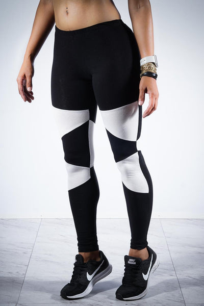Warrior premium leggings