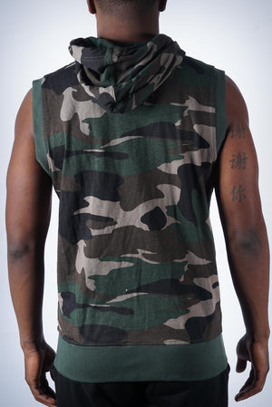 Son Of Thunder ΩΨΦ muscle hoodie, camouflage