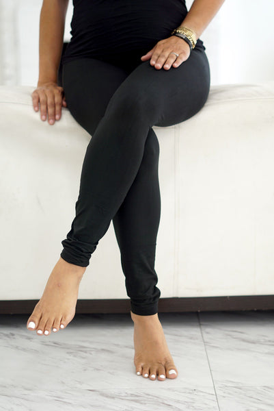 000 Klassy leggings, black
