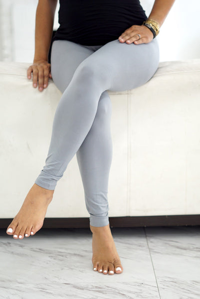 000 Klassy leggings, grey