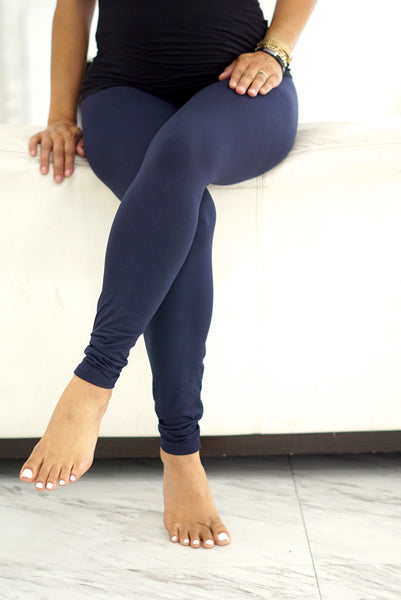 000 Klassy leggings, navy