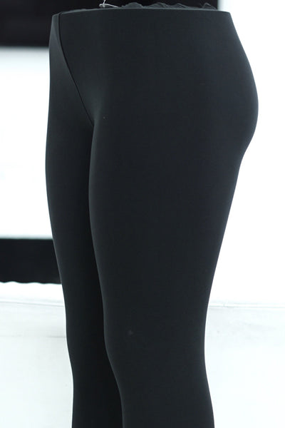 000 Klassy leggings, black (plus)