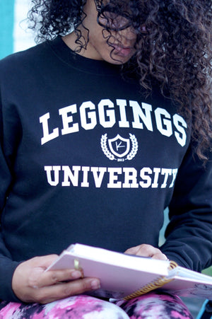 Leggings University lounge crew