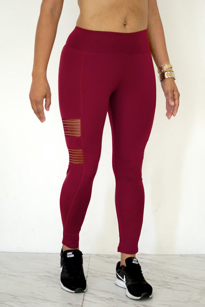 Crimson Tide leggings