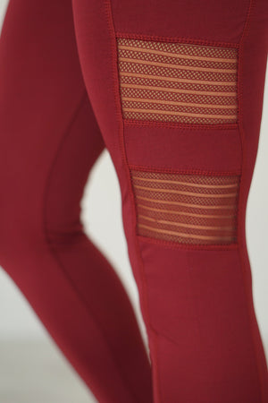 Crimson Tide premium leggings