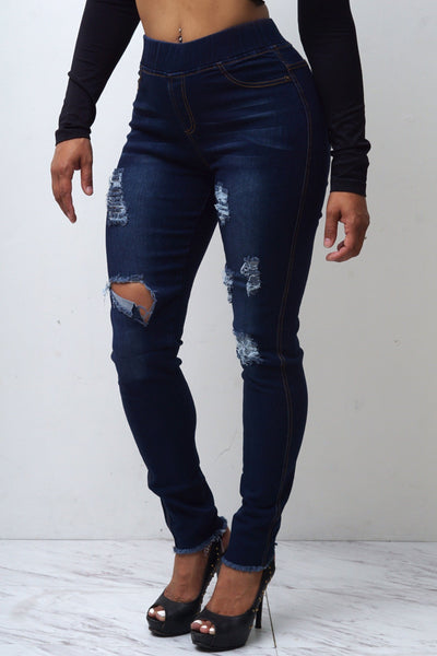 Five Three Three Eight fit jeans