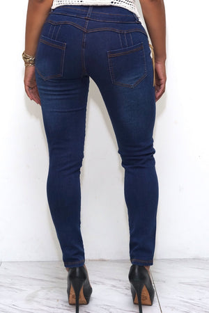 One Oh One One fit jeans