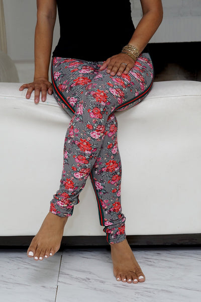 Rose Klassy leggings