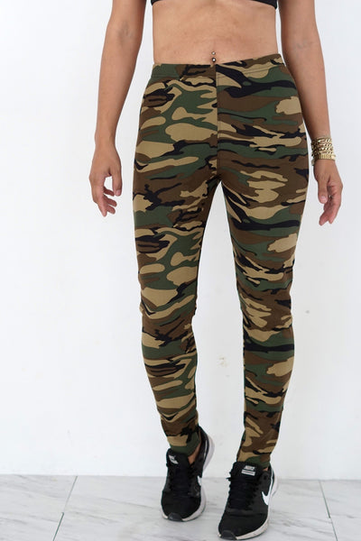 Sergeant Brown premium leggings
