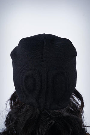 Forever Finer skullie, black