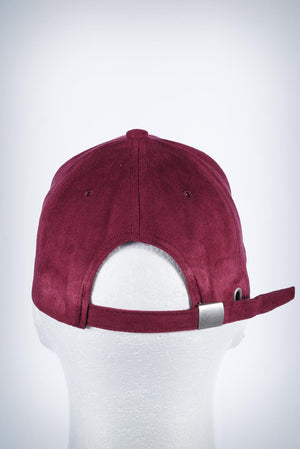 Nupes Only ϕνπ sport cap, krimson suede
