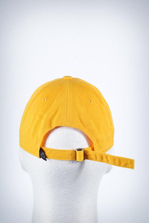 SuperApe polo dad hat, gold