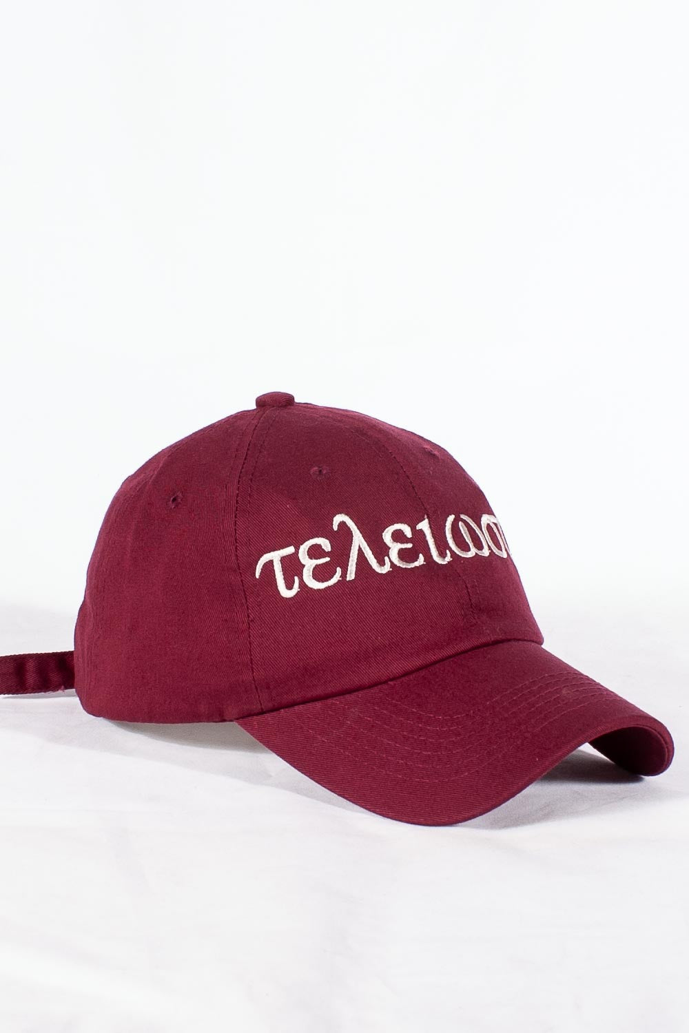 909a2762f50ac Nupes Only τελείωσις polo dad hat