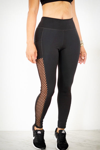 On the Prowl premium leggings