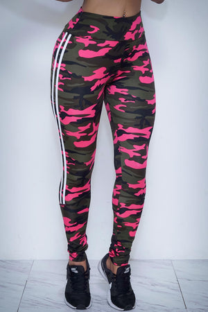 Heartbreak Ridge leggings/tank/jacket 3pc set