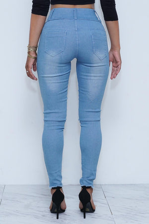 Oh One Nine fit jeans