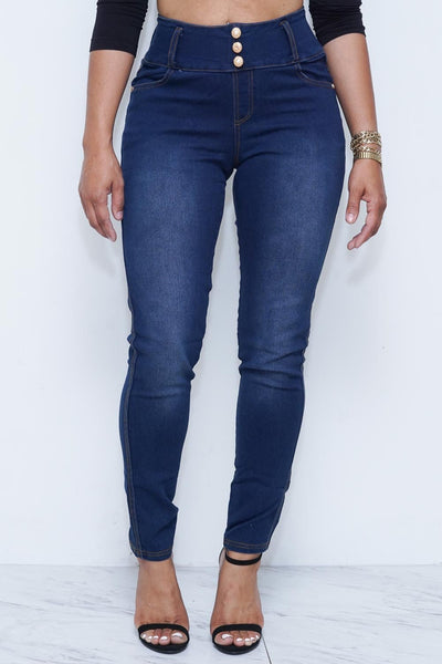 Five Oh Two Four fit jeans