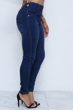 Five Oh Seven Two fit jeans