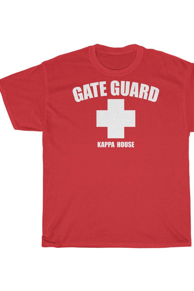 Real Nupes Guard The Gate tee (Spring 2K19)
