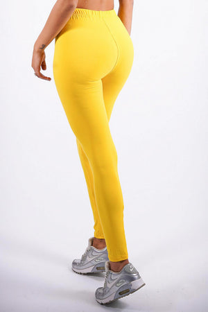 Power Club SGRho Strong advanced leggings, gold