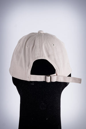 Nupe FIT polo dad hat, kream