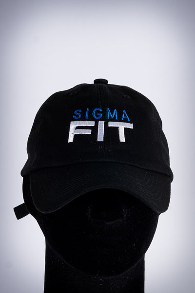 Sigma FIT polo dad cap, black