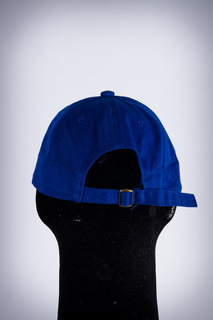 Sigma FIT polo dad cap, blue