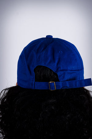 Sigma FIT (sgrho) polo dad hat, blue