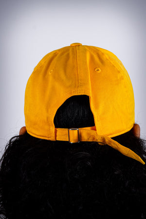 Sigma FIT (sgrho) polo dad cap, gold