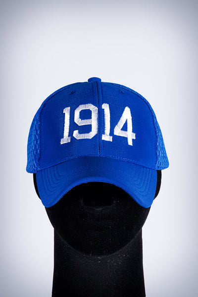 1914 was the Year flex sport cap, blue