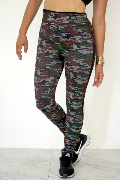 GI Jane leggings