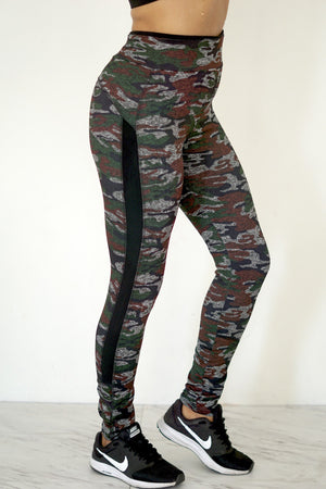 GI Jane premium leggings
