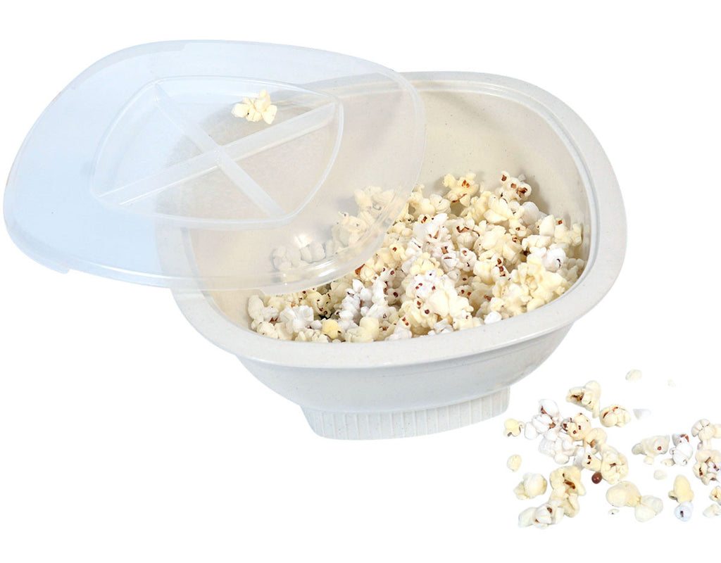 Microwave Popcorn Bowl to pop popcorn