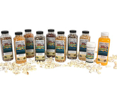 15oz jars of unpopped popcorn! Gourmet Popping corn